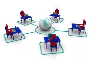 A customized virtual classroom